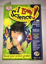 DK Multimedia I Love Science for PC, Mac