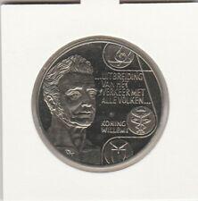 Nederland 2 1/2 ECU 1992 - Koning Willem I (e035)