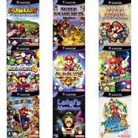 Nintendo GameCube - Best of Nintendo Mario & Luigi Spiele - Zustand auswählbar