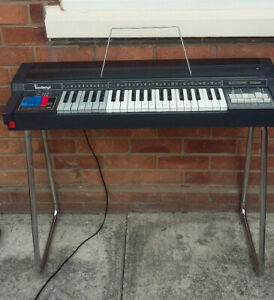 Vintage bontempi electric organ fully working