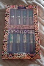 Genuine Tarte Posh Pout Quick Dry & Glossy Lip Set Of 8 BNIB