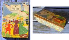 Livre jeunesse ancien, La belle Isabelle de Y. Jeandet, Bibliothèque de Suzette