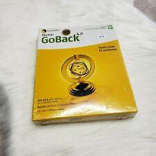 Symantec Norton GoBack 4.0