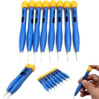 8pcs/kit Adjust Frequency Screwdriver Anti-static Plastic Ceramic Set Hand Tool