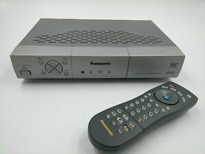 Panasonic HDTV Digital Receiver TU-DST52F No Cords Untested w Remote