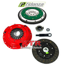 XTR STAGE 1 CLUTCH KIT & FIDANZA FLYWHEEL 90-91 INTEGRA RS LS GS 1.8L B18 S1 Y1