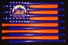 New York Mets  Custom  Baseball Bat Flag