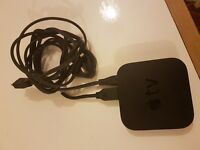Apple TV (3rd Generation, MD199B/A) - Black