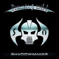 Running Wild - Shadowmaker (Ltd Digi CD+DVD) Nuovo CD Digi