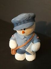 "Sarah's Attic Snowonders Collection, #Unknown ""Postman"", No box"