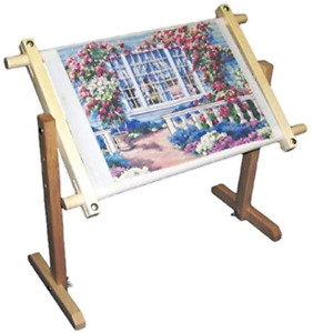 """Frank A. Edmunds 5850 Adjustable Lap & Table Stand with Scroll Frame, 8.5"""" X 24"""""""