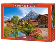 Castorland B-52363 Kandersteg Schweiz Puzzle 500 Teile OVP