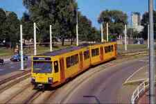 metal sign 542069 dutch built articulated tram utrecht netherlands a4 12x8 alumi