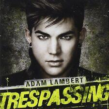 ADAM LAMBERT: TRESPASSING 2012 DELUXE EDITION CD INC BONUS TRACKS / NEW