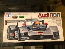 Tamiya 1/10TH Audi R8R F103LM Chassis R/C NIB Kit #58227 Vintage Collection Like