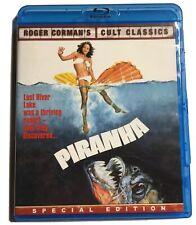 PIRANHA (1978) Joe Dante Classic (U.S Region A Blu-ray) SHOUT FACTORY