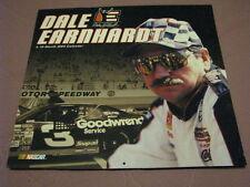 DALE EARNHARDT SR NASCAR 2004 COLLECTORS 16 MO CALENDAR