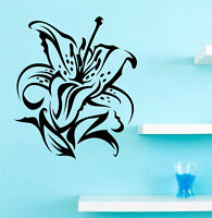 Flamingo standing on one leg wall stickers vinyl decal high quality 45cm x 90cm