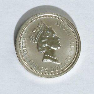 Australia $25 Platinum Coin, 1988, Koala, Bullion
