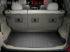 WeatherTech Cargo Liner Trunk Mat for Jeep Liberty - 2002-2007 - Black