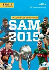 GAA Football Championship SAM 2015 - New 2 Disc DVD