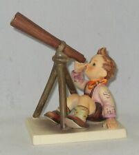 """Vintage Hummel Figurine """"STAR GAZER"""" Hum 132 Trademark 5 NO Box"""