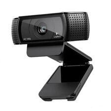 Logitech c920 HD Pro Webcam 1080p Full HD foto función USB