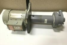 Serfilco ECL3/4-2SC-D.3 Plastic Sump Pump 208-230V 3450RPM 1/3HP 3Ph Max ~27 GPM