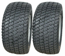 20x8.00-8 Multi turf, grass lawnmower tyre, ride on, 4 stud rim set of 2