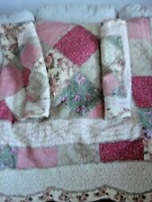 Patchwork Antique Style Decorative Bedspreads