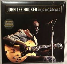 LP JOHN LEE HOOKER Remastered From The Archives (GOLD Vinyl, 2017) NEW MT SEALED