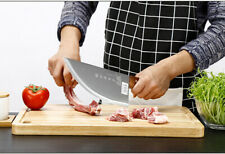 Butch Knife Cleaver Knife Chef Forged Slice Meat Knives Cutlery tool