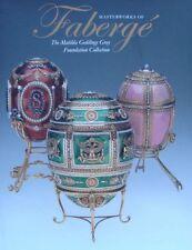 LIVRE/BOOK/BUCH/BOEK : FABERGÉ (Masterworks of Faberge,œufs,animaux,fleurs,eggs)