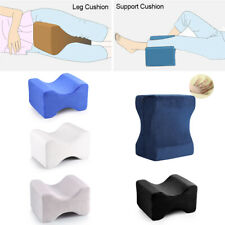 Memory Foam Orthopaedic Leg Head Pillow Cushion Hips Knee Support Pain Relief !