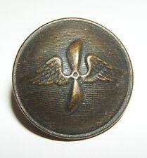 RARE BOUTON AERONAUTIQUE 1915 Diamètre 21 mm  - AVIATION 14 / 18 - WWI - Fab TWW