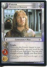 Lord Of The Rings CCG Card SoG 8.C34 Faramir, Defender Of Osgiliath