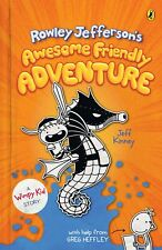 Rowley Jefferson's Awesome Friendly Adventure by Jeff Kinney Paperback