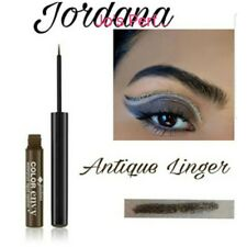 JORDANA Color Envy Waterproof Liquid Eyeliner #07 Antique Linger