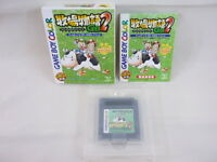 Gameboy Color Nintendo BOKUJO MONOGATARI GB 2 II gb