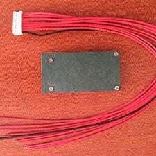 Neu 10 String 36/37V 16A BMS PCB PCM 18650 Li-ion LIPO Batterie Protection Board