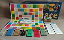 Vintage Ratrace board game 1973 Waddingtons House of games. Complete