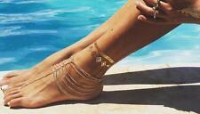 Tatuaggio Oro - una volta Tatuaggio - Tatuaggio Temporaneo - Festa - Disco