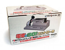 # ORIGINALE JAP SEGA SATURN Densha DE GO arcadestick/stick in OVP-TOP #