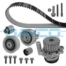 VW AUDI SKODA SEAT 1.6 TDI CAYC TIMING CAM BELT KIT COOLANT WATER PUMP 09-02/12
