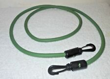 """Exercise Stretchy Fitness Pull Rope Design Unit Green 55"""" Long"""