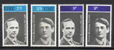 L'Irlanda Gomma integra, non linguellato 1970 SG281-284 50TH LA MORTE ANV dei patrioti irlandesi