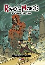 Rigor mortis di R.Crosa ed.Magic Press sconto 70% volume cartonato FU05