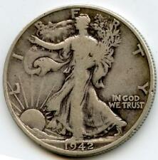 1942 D Walking Liberty Half Dollar - (#JM)