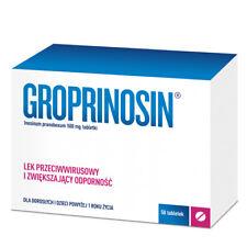 Groprinosin 500mg antiviral / stimulates immune system 50 tablets