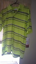 Men's Golf Shirt by Grand Slam (L) with tags